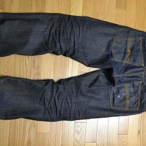 Average Joe Dry Red Selvage