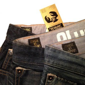 Blue Blood Brand Made In Japan: AIM Selvage