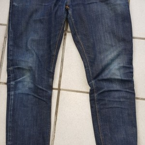 TLJ pre-rinsed - about 1 year - One Wash